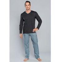 Italian Fashion Baron dł.r. dł.sp. piżama męska