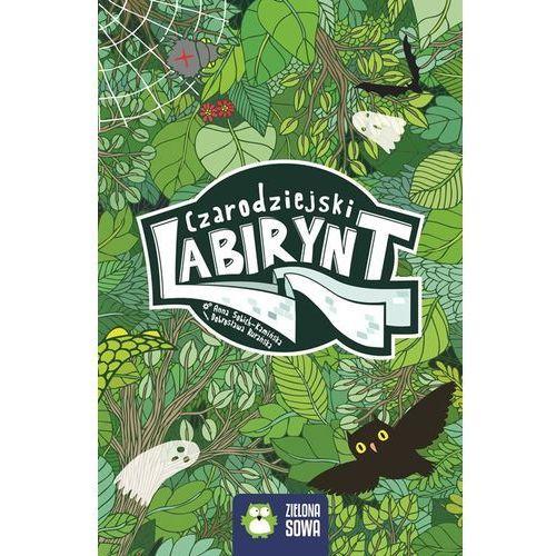 Zielona sowa Czarodziejski labirynt (5901761118933)