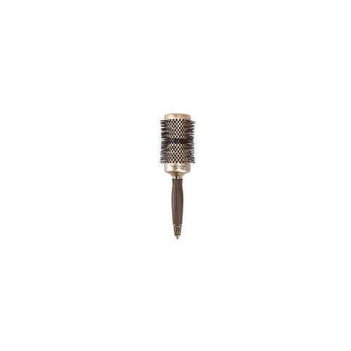 Olivia garden nano contour ntc-52, termiczna szczotka, wklęsły korpus, 52mm (5414343006110)