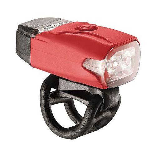 Lezyne Lampka przednia led ktv drive 180 lumenów, usb czerwona (new) lzn-1-led-12f-v311 (4712805989461)
