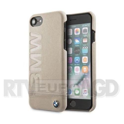 Bmw etui hardcase bmhci8llst iphone 7/8 beżowy (3700740414859)