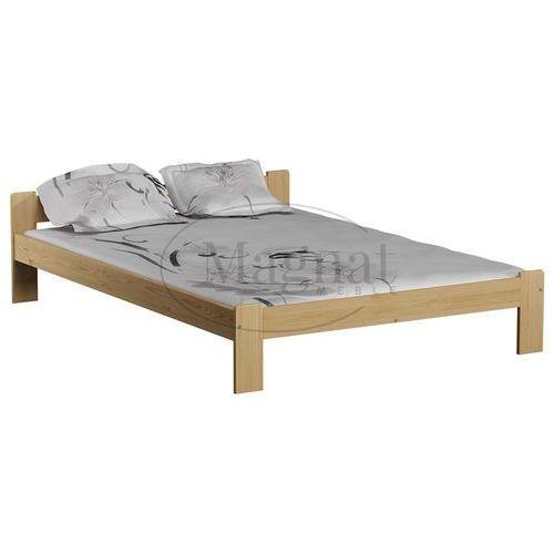 Łóżko sosnowe Celinka 180x200