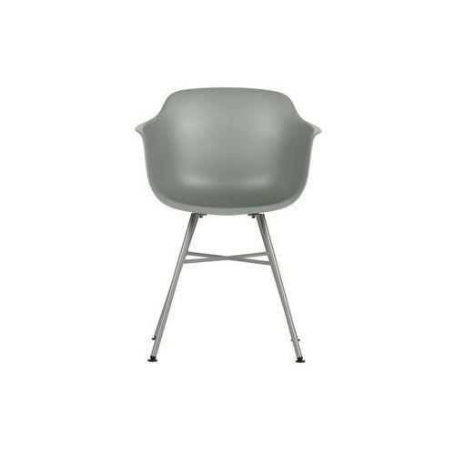Woood zestaw 2 krzeseł marly szary 373799-g (8714713087082)
