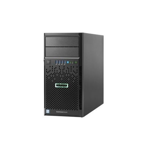Serwer HP ProLiant ML30 Gen9 4-Core Xeon 3.0GHz / 8GB DDR4 2133MHz / 2x 1TB SATA / RAID5 / 3 lata gwarancji - produkt z kategorii- Serwery