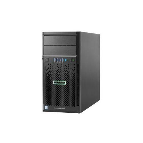 Serwer HP ProLiant ML30 Gen9 4-Core Xeon 3.0GHz / 8GB DDR4 2133MHz / 2x 1TB SATA / RAID5 / 3 lata gwarancji