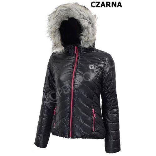 PUCHOWA KURTKA DAMSKA 4F T4Z16 KUD004 CZARNA L, kolor czarny