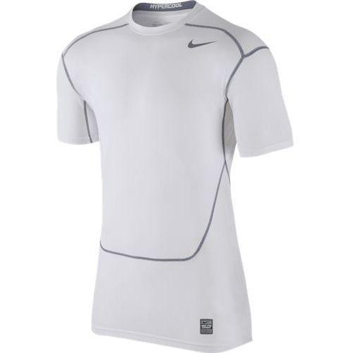 Koszulka  hypercool compression short sleeve - 636147-100 marki Nike