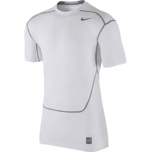 Nike Koszulka  hypercool compression short sleeve - 636147-100