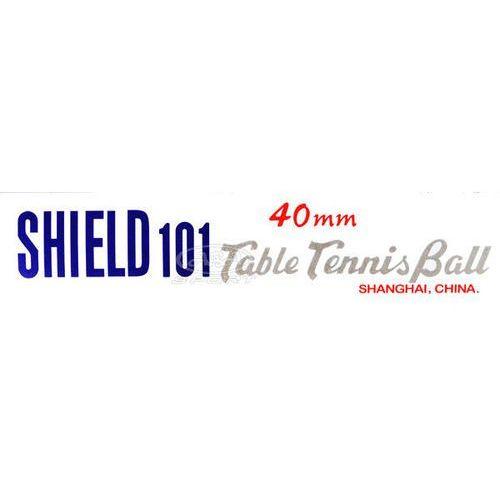 Meteor Piłeczki do tenisa stołowego shield 101 / wysyłka 24h / gwarancja 24m