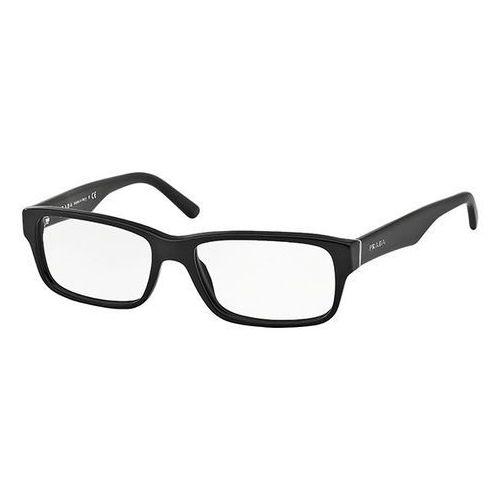 Okulary korekcyjne pr16mv 1bo1o1 marki Prada