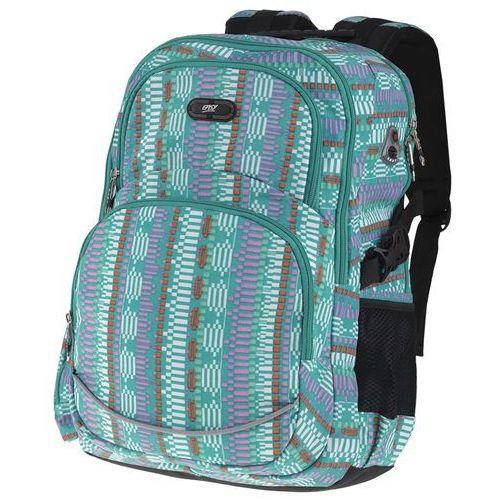 Easy stationery Plecak szkolno-sportowy spokey 837991 niebieski (5901180379915)