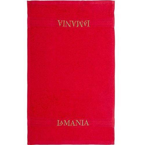 Ręcznik red softness ii 30 x 50 cm marki La mania home