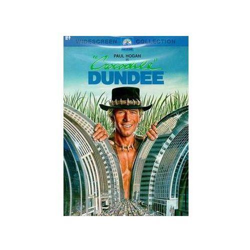 Krokodyl Dundee (DVD) - Peter Faiman - Dobra cena!