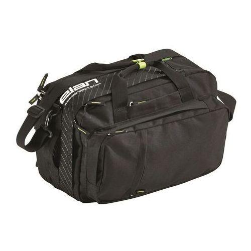 Elan backpack czarny - 2016-2017