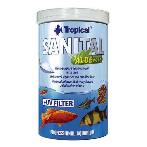 Tropical sanital+aloevera puszka 100 ml/120g- rób zakupy i zbieraj punkty payback - darmowa wysyłka od 99 zł