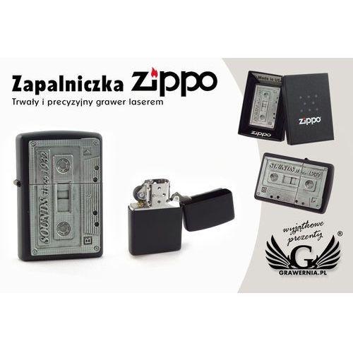 Zippo Zapalniczka tape