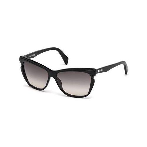 Just cavalli Okulary słoneczne jc 738s 01b