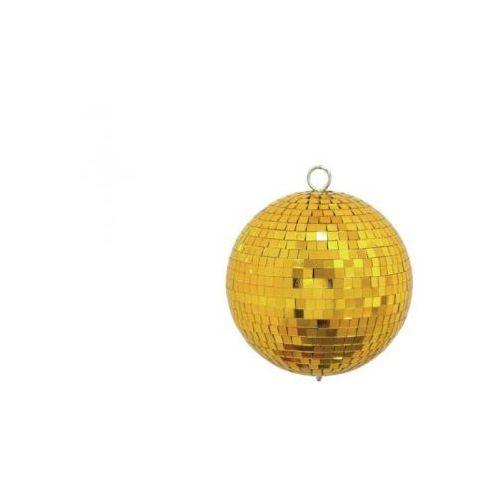 złota kula lustrzana 15cm marki Eurolite