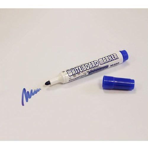 Niebieski marker suchościeralny do planerów i białych tablic marki Granit