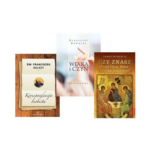 Pakiet trzech książek