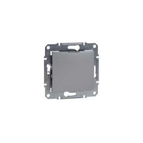 Schneider Sedna Przycisk - Aluminium SDN0700160, kup u jednego z partnerów