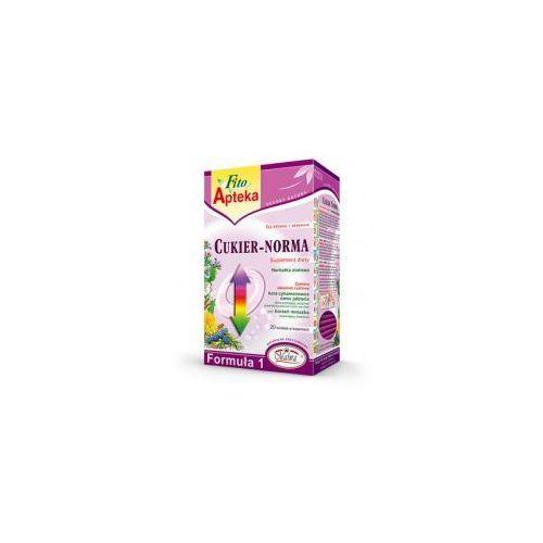 F1 Cukier-norma herbata 20*2g MALWA (5902781001472)