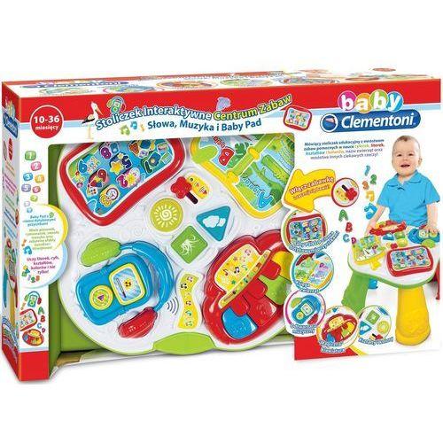 Zabawka 60260 stolik interaktywny + darmowy transport! marki Clementoni
