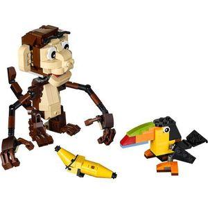 Lego CREATOR Zawadiackie zwierzęta 31019