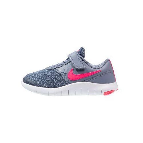 Nike Performance FLEX CONTACT Obuwie do biegania treningowe dark sky blue/racer pink/thunder blue/white, 917938