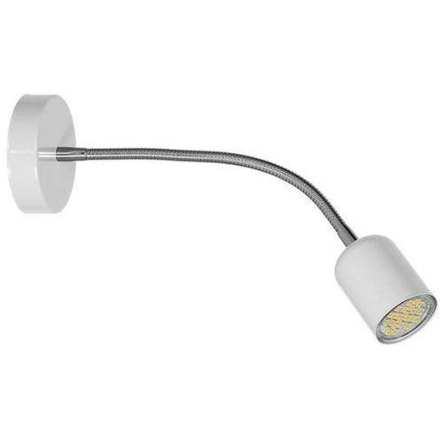 Decoland Kinkiet maxi 1xgu10/40w/230v biały (5907565996395)