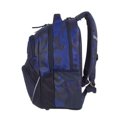 COOLPACK PLECAK VIPER 28L CAMO BLUE CP, kolor niebieski