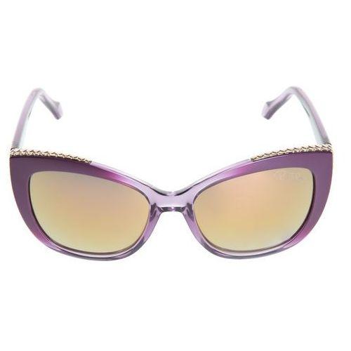 Roberto cavalli okulary przeciwsłoneczne fioletowy uni
