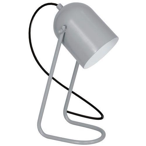 Lampka biurkowa Luminex Table Lamps 8434 lampa stołowa 1x60W E27 szara