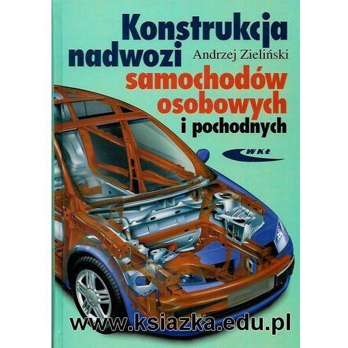 Konstrukcja nadwozi samochodów osobowych i pochodnych (2008)