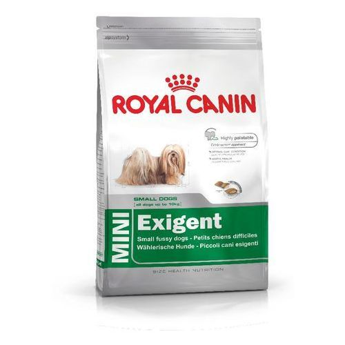Royal canin mini exigent 4kg marki Royal canin size