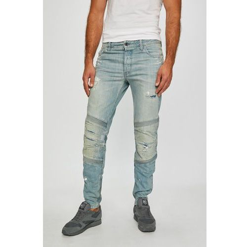 G-Star Raw - Jeansy Motac Deconstructed 3D