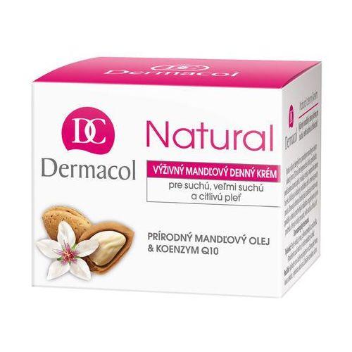 Dermacol Natural odżywczy krem na dzień do skóry suchej i bardzo suchej (Nourishing Almond Day Cream) 50 ml (8595003102865)