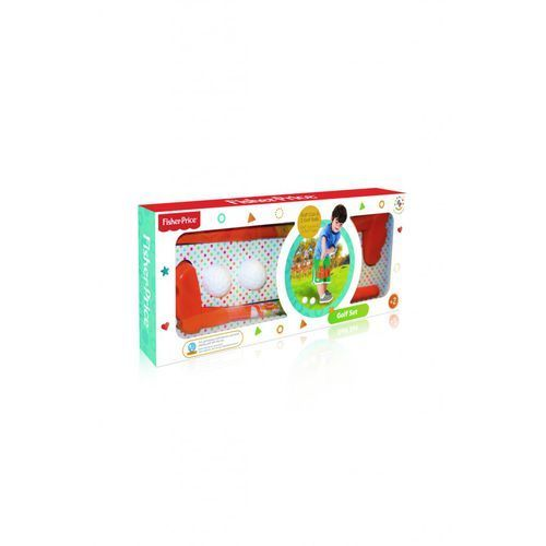 Zestaw do golfa 1y36nj marki Fisher price