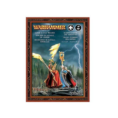 Gamesworkshop Empire battle wizards (86-17) 99120202016 (5011921907267)