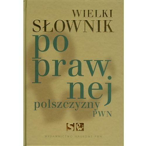 Wielki słownik poprawnej polszczyzny PWN z płytą CD, PWN