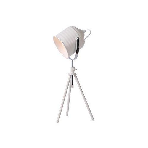 lampa stołowa biały, 1-punktowy - nowoczesny - obszar wewnętrzny - lucide - czas dostawy: od 4-8 dni roboczych marki Lucide