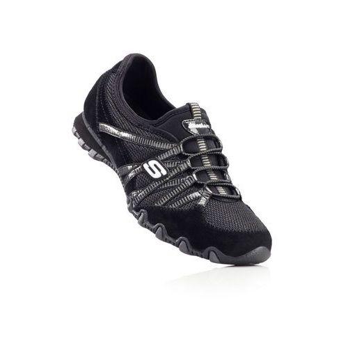 Buty sportowe Skechers bonprix czarny, w 8 rozmiarach