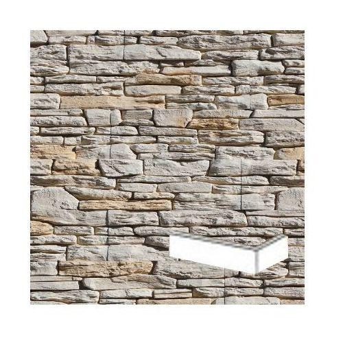 Stones narożnik kamień dekoracyjny porto 1 310/170x110x19-30 mm op. 0,66 mb
