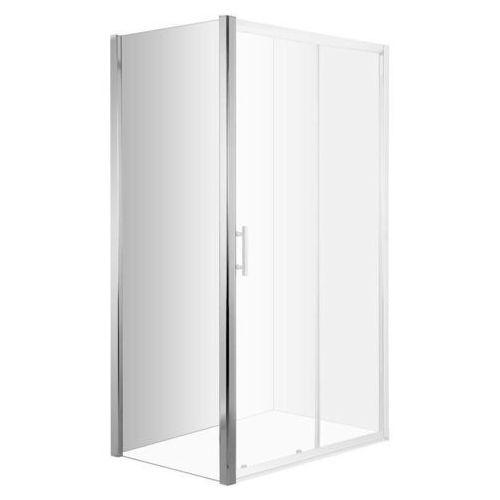 Deante Cynia Ścianka 80x200 cm