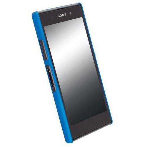 Etui KRUSELL Color Cover do Sony Xperia Z1 Niebieski + Zamów z DOSTAWĄ JUTRO! (7394090898856)