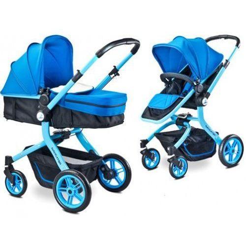 Caretero Wózek wielofunkcyjny 2w1 navigator blue (5902021526529)