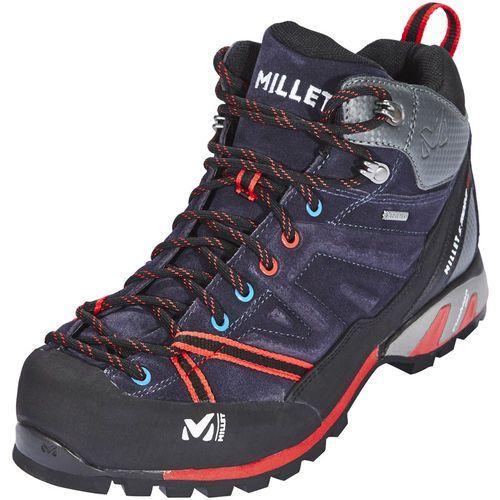 Millet super trident gtx buty niebieski/czarny 42 2018 buty podejściowe