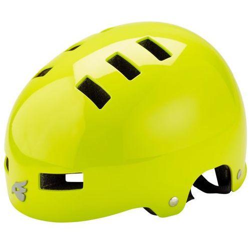 Bluegrass super bold kask rowerowy żółty 56-59 cm 2018 kaski bmx i dirt (8015190224152)