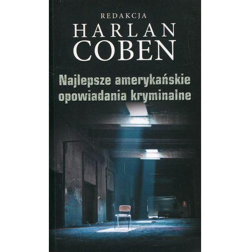Najlepsze amerykańskie opowiadania kryminalne - Harlan Coben, Harlan Coben