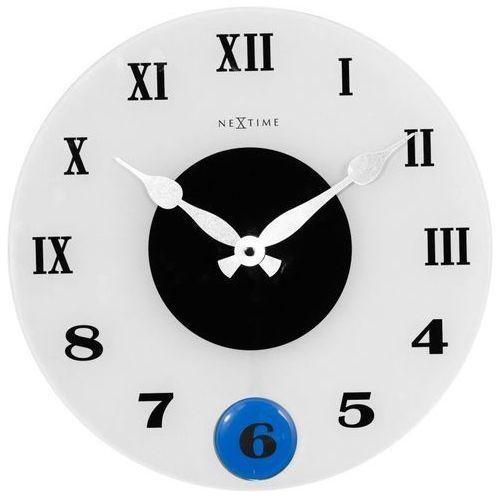 - zegar ścienny milano color marki Nextime